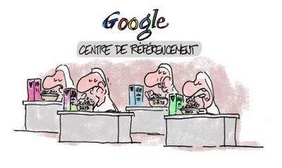 centre référencement Google