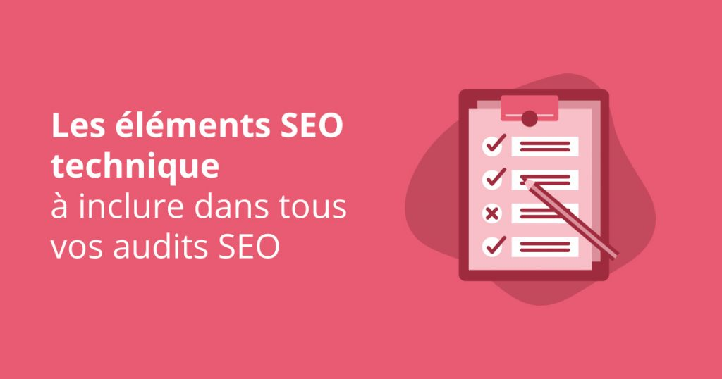 elements audit SEO